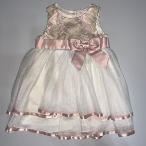 Rare Editions Flower Girl Dress